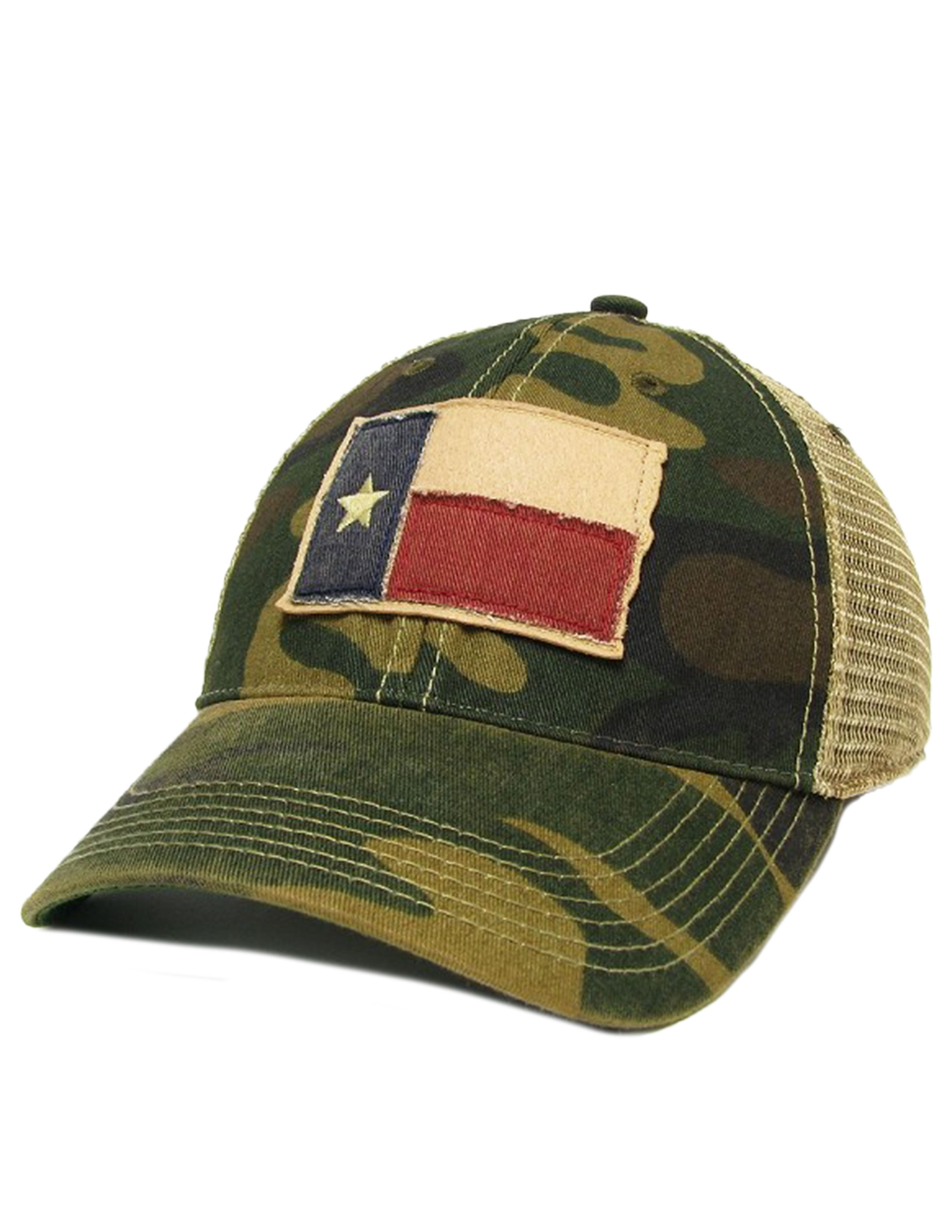 Texas Flag Trucker – Barefoot Campus Outfitters 1409ba5ff12