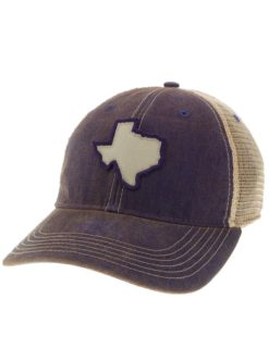 Texas Outlined In Purple-0