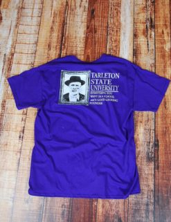 TSU Founder Tee - PURPLE-0