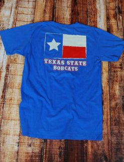 TX State Grunge Flag - WESTERN SKY-0