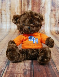 SHSU Elliot The Bear W/Tackle-0