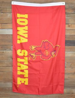 ISU Walking Cy House Flag-0