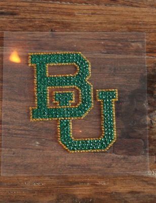 BU Bling Decal-0
