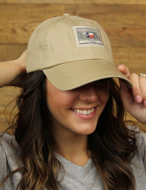 Fredericksburg TX Patch Cap-0
