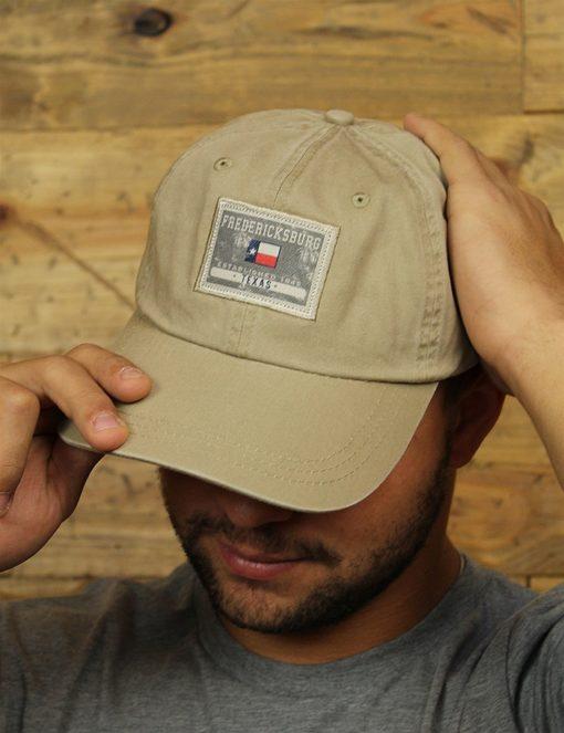 Fredericksburg TX Patch Cap