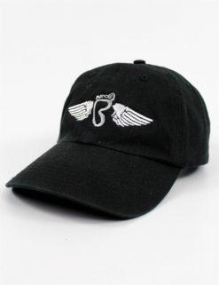 HEIDI Hat- Metalic Silver/Whit-0