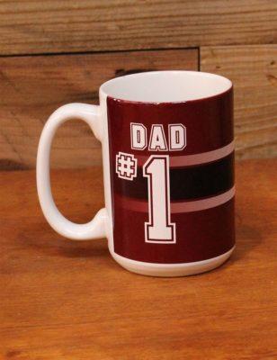 USC 15oz #1 Dad Coffee Mug-0