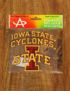 ISU Cyclones w/ Primart Ath Ma-0