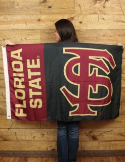FSU Interlocking FS Flag-0