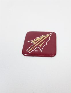 FSU Spear Square Magnet-0