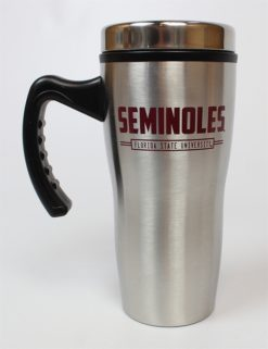 FSU Hudson Travel Mug w/Handle-0