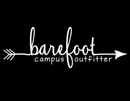 BF Campus Outfitter Arrow Decal-0