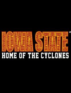 ISU Iowa State Home of the...-0