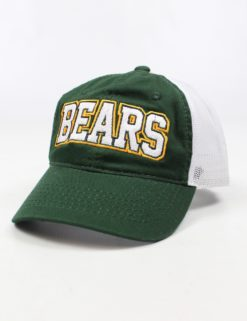 BU C Bears Stated Green-0