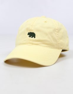 BU C Mini Bear Cap- Dk Green-0