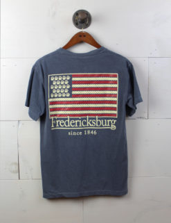 Fredericksburg American Flag -0