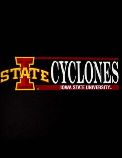 ISU Cyclones W/ Iowa State Below -0