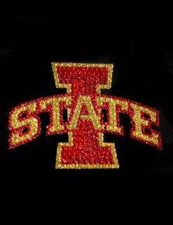 ISU Bling Decal-0