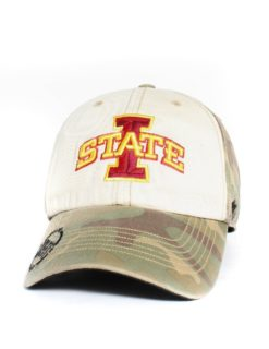 ISU Faded Camo Gordie -0