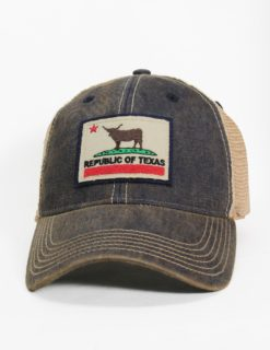 Republic of Texas Patch Cap-0