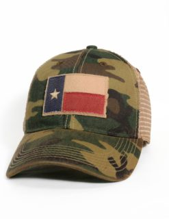 Texas Flag Trucker-0