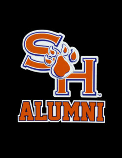 SHSU New ALUMNI Decal-0