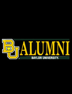 BU ALUMNI Decal-0