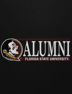 FSU Alumni w/ Seminole Head-0