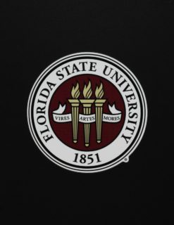 FSU Seal 1851 Decal-0