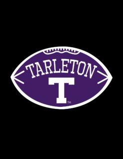 TSU Tarleton Football Decal-0