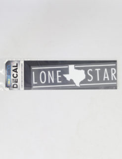 The Great Lonestar Decal-0