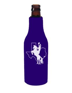 TSU Bottle Koozie-0