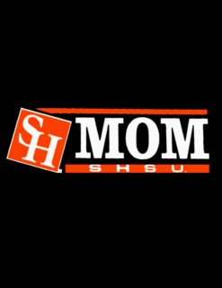 SHSU Mom Decal-0