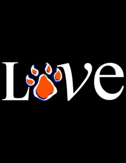 SHSU Show Me Love Decal-0