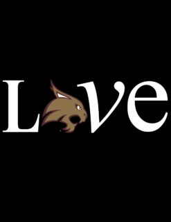 TXST Show Me Love Decal-0