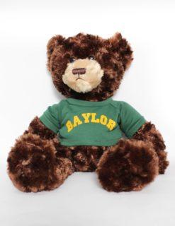 BU Dexter Bear w/ Baylor Tee-0