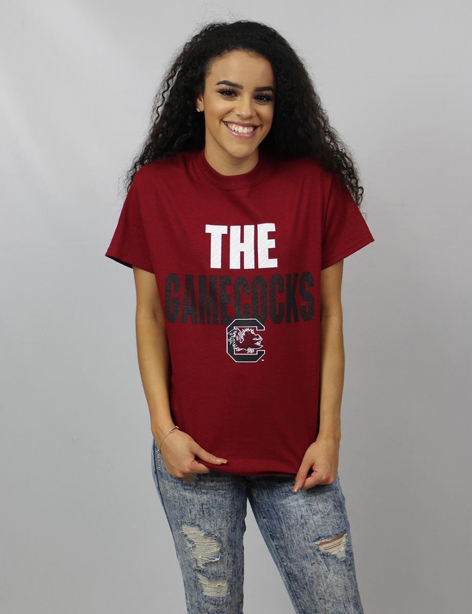 USC THE GAMECOCKS-30527