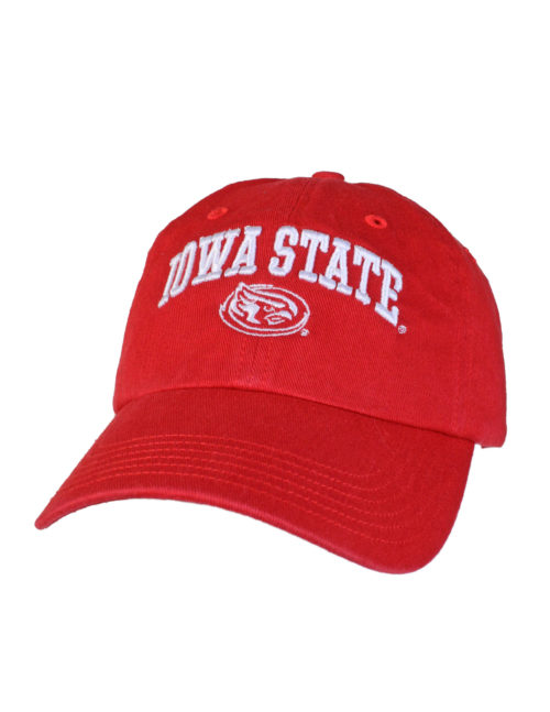 ISU Iowa State Adjustable Cap Barefoot Campus Outfitter