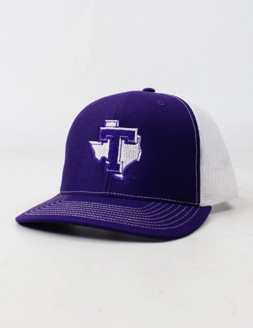 TSU C Texas Executive Purple T-0