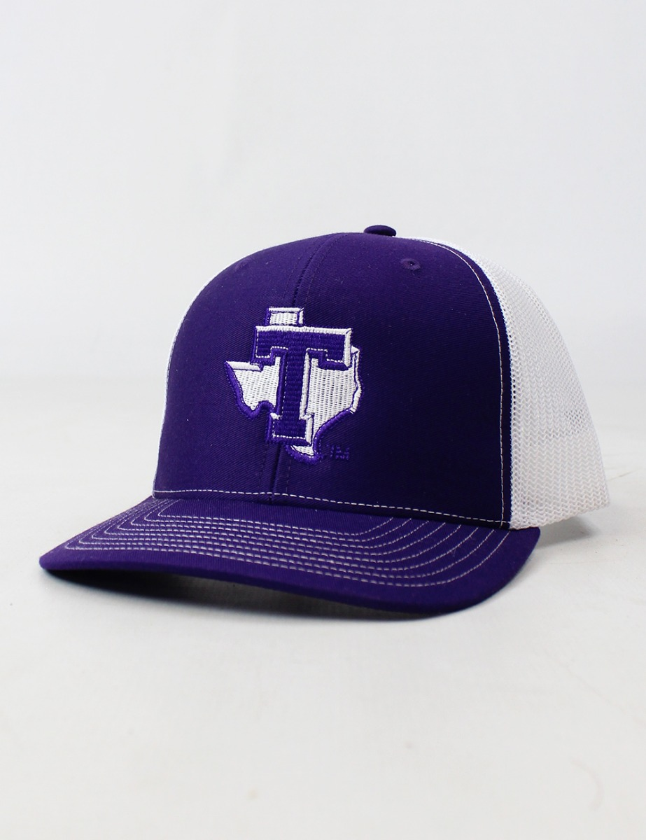 TSU C Texas Executive Purple T-0