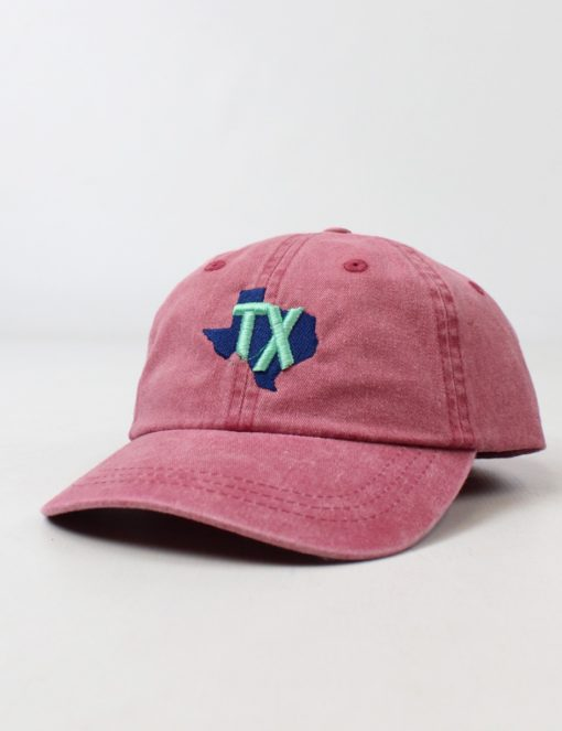 YOUTH Texas in My Soul- Navy/Mint-0