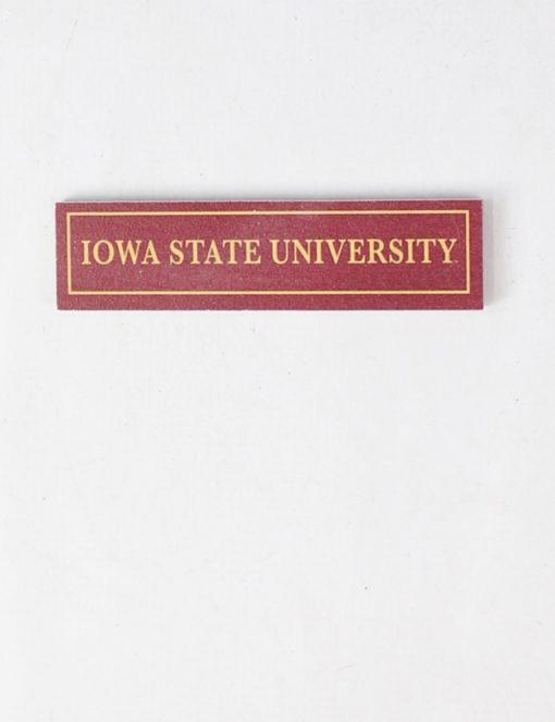 ISU Plank Stick Magnet-0