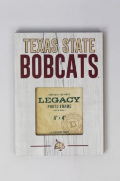 TXST 4x4 Picture Frame-0