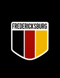 Fred Flag Decal-0