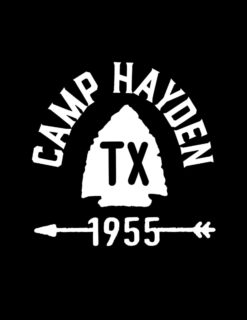 CH Camp Arrowhead Decal-0
