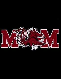 USC Mascot Mom Decal-0