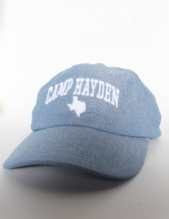 Camp Hayden GOOD GREAT Cap-0