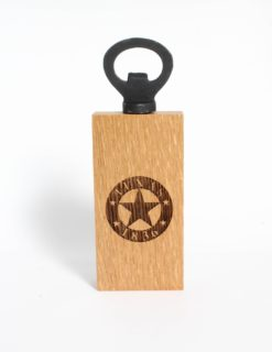 Texas Star Mini Bottle Opener-0