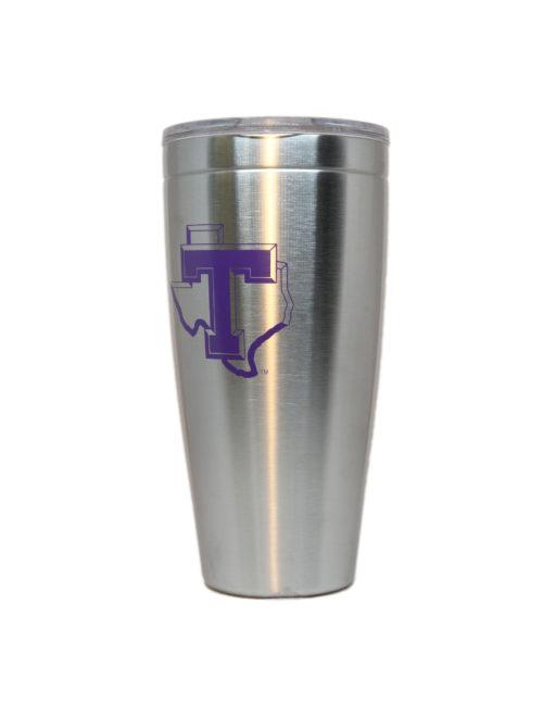 TSU Tarleton State Tumbler Cup Barefoot Campus Outfitter