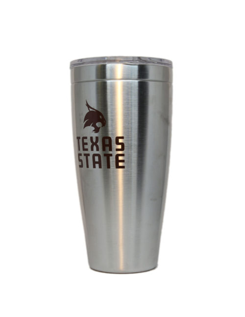 TXST Texas State Tumbler Cup Barefoot Campus Outfitter